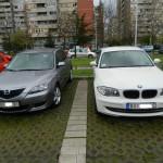 Mazda 3 Vs BMW serije 1