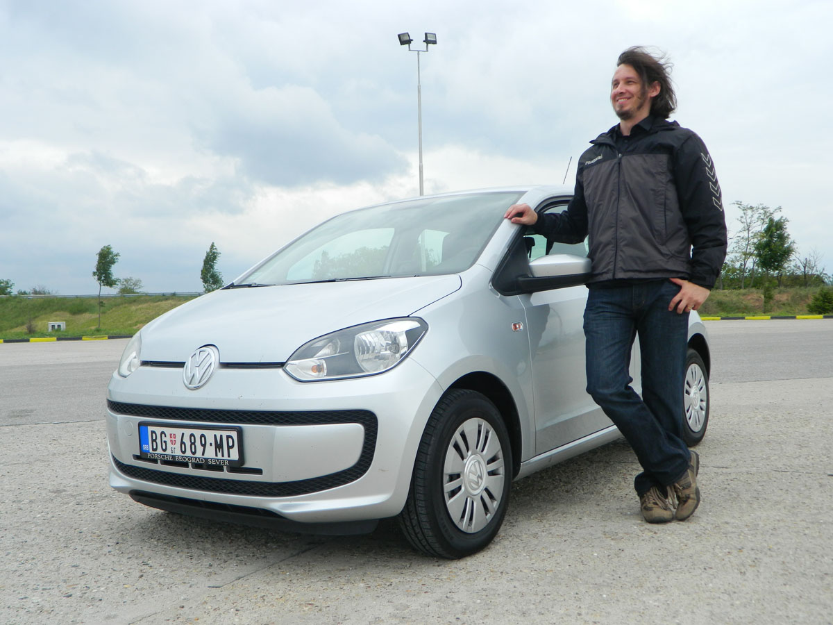 Aleksandar Todorovic VW UP