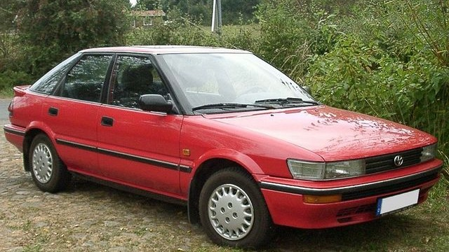Corolla 1991