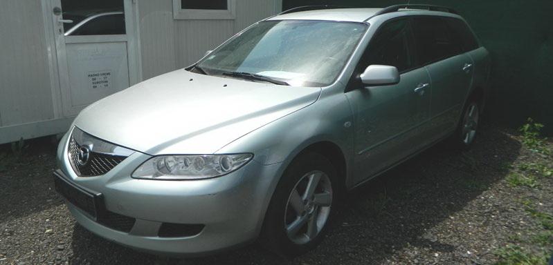 Mazda 6 Aleksandar Todorovic
