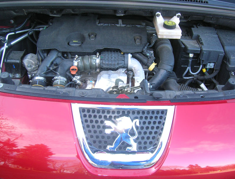 Peugeot 1.6 HDI DSCN5270