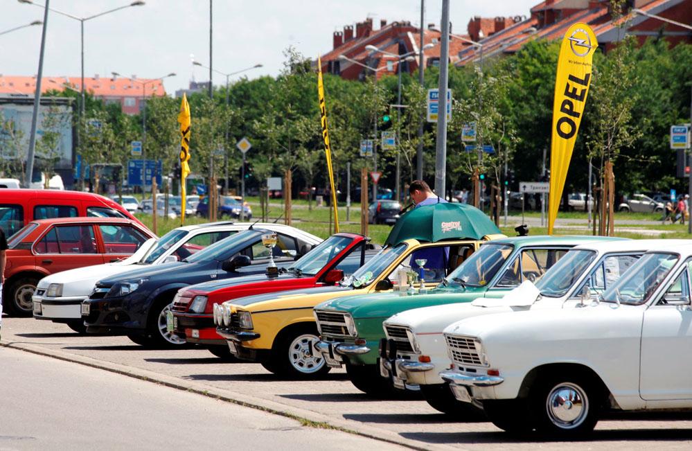 Opel Karavan 3