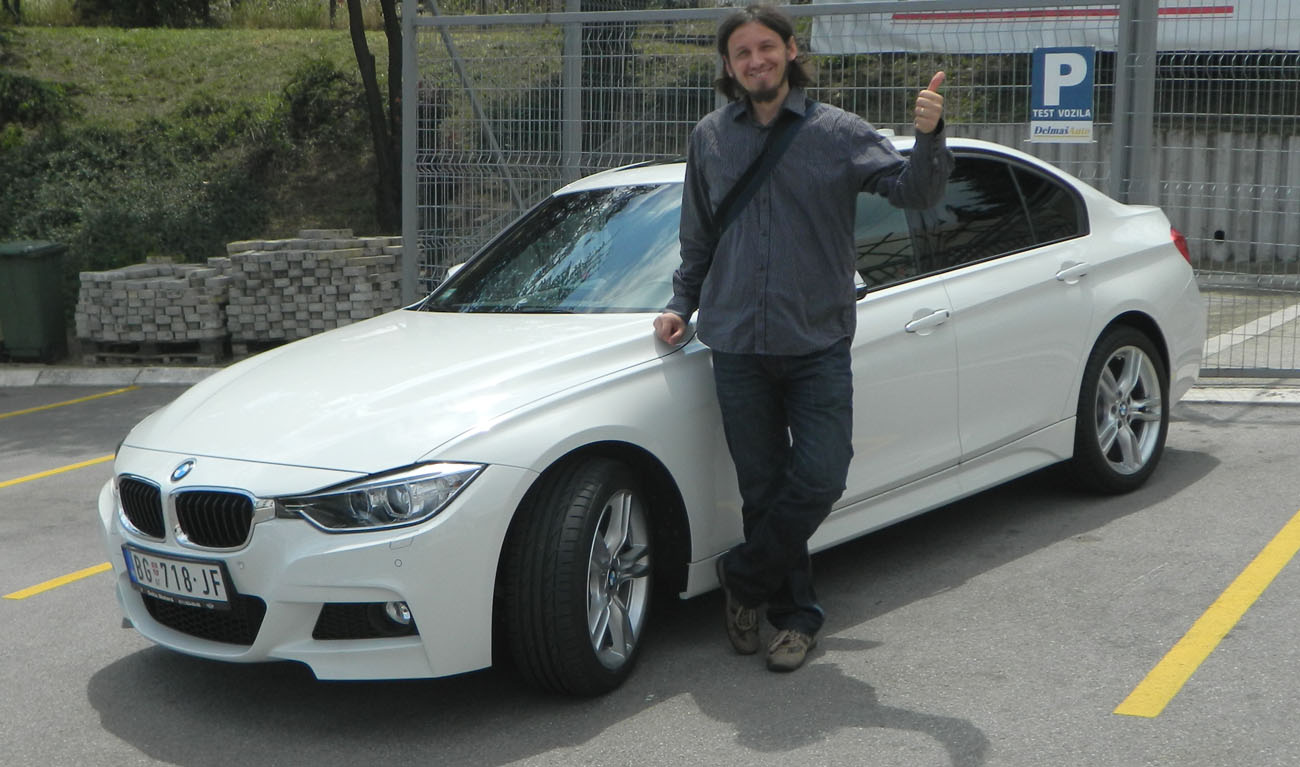 A Todorovic BMW 320d