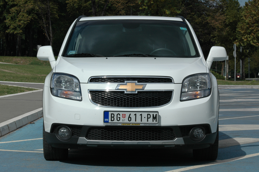 Testirali Smo Chevrolet Orlando 20 Dizel Ltz Najboljiauto
