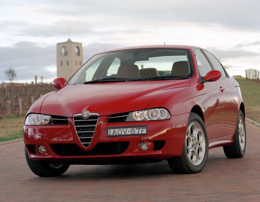 Alfa156 2004