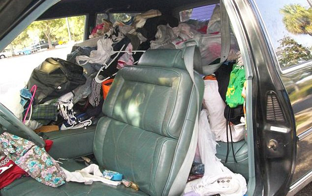 prljav auto