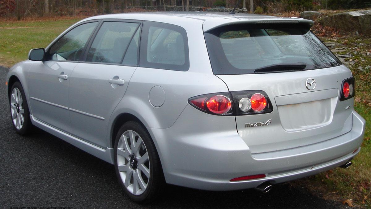 karavan Mazda 6