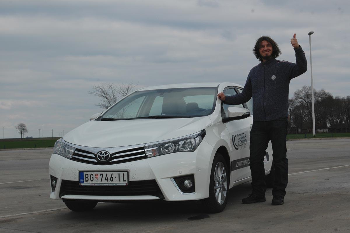 Aleksandar Todorovic Corolla