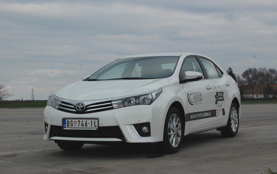Branka Todorovic Toyota Corolla