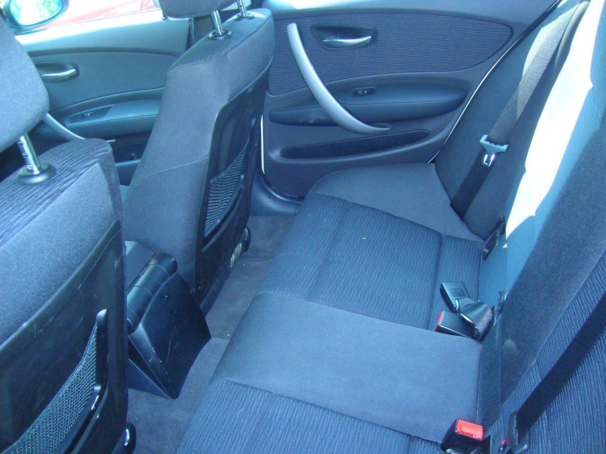 BMW 116 z-sed