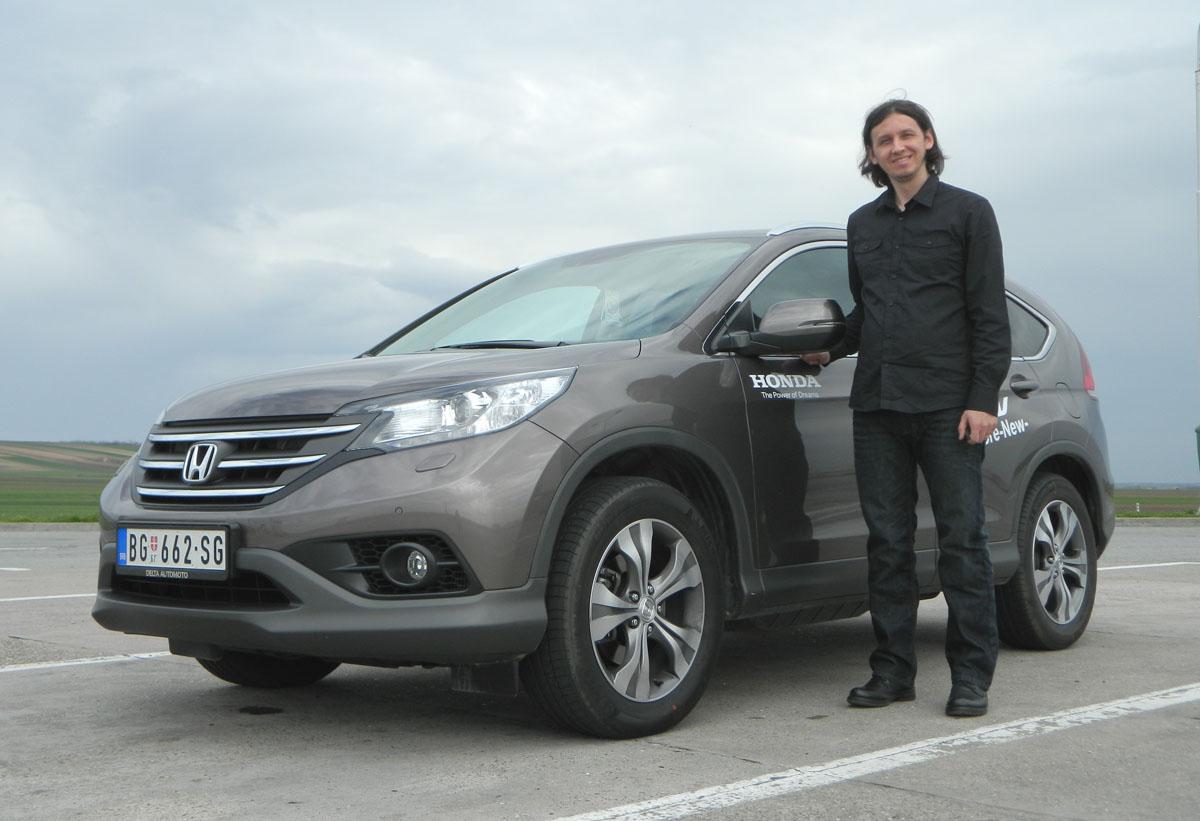 CR-V i Todorovic