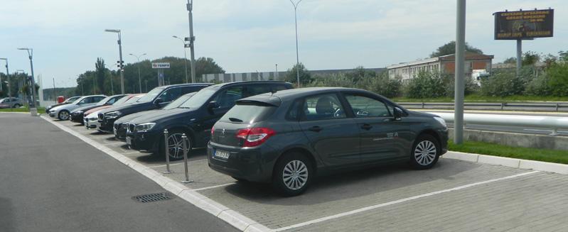 BMW i Citroen C4