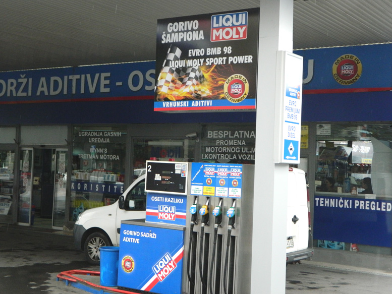 Jeftino gorivo Centar Boban