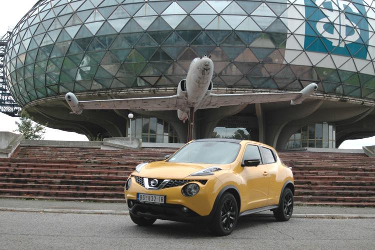 Novi Nissan Juke Foto A Todorovic